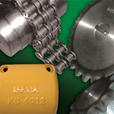 Sprocket-Chain-Coupling